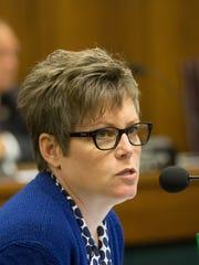 State Sen. Katie Hobbs