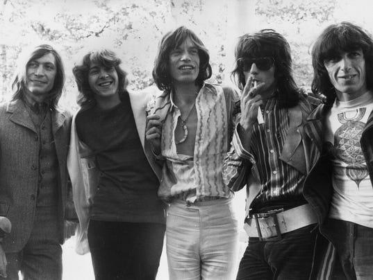 Rolling Stones in 1969
