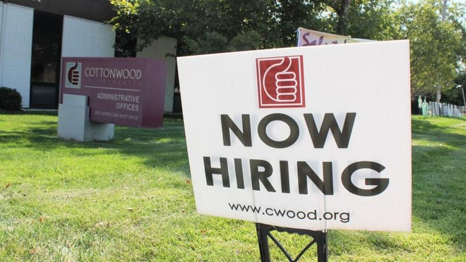 Cottonwood in Lawrence and similar organizations that help people with intellectual and physical disabilities struggle to attract workers for the wages they can pay.