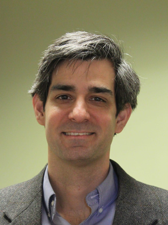Executive Director of CASA for Children, Juan Pablo
