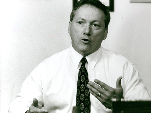 In June 1991, Russell Pearce became the Justice of the Peace for the new North Mesa Justice Court.