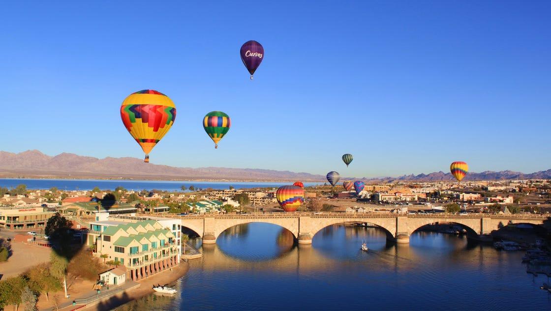 lake havasu balloon festival raising general admission price