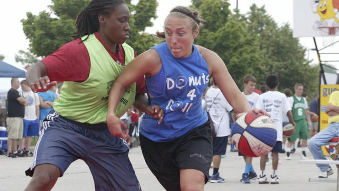 The Gus Macker and other 3-on-3 basketball tournaments should be a great time to be active and cheer on friends and family.