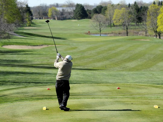 Lansing's Groesbeck Golf Course, one of the most tradition-rich