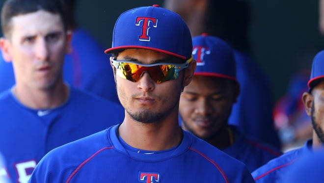 Rangers pitcher Yu Darvish is expected to have Tommy John elbow surgery next week.