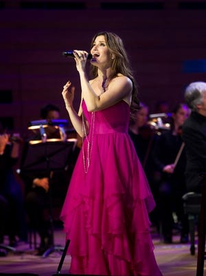 Idina Menzel performs at PNC Pavilion this summer.