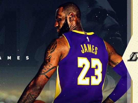 LeBron James buscará catapultar a los Lakers de Los