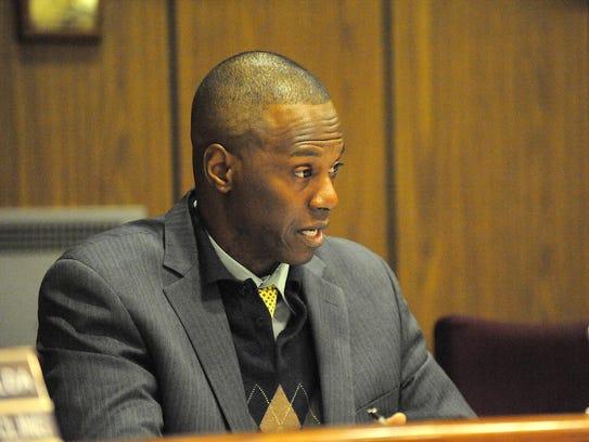 Matthew Walker Sr., a Buena Regional school board member,