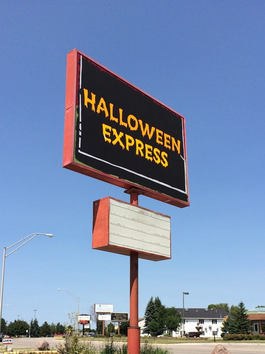 The Buzz: No Halloween Express this year