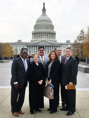 A delegation organized by the San Angelo Chamber of
