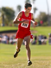 Rio Rico's Oscar Amaya returns for his senior year to defend his boys Division III individual cross country title.