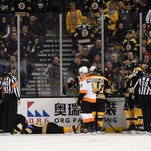 Flyers don't expect suspension from 'terrible call'