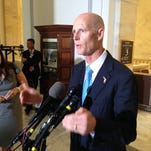 As lawmakers negotiated how much to spend fighting Zika, Florida's chief executive, Governor Rick Scott was on Capitol Hill Wednesday pushing for a comprehensive plan to combat the mosquito-borne disease that can cause birth defects. As of Wednesday, Florida had 109 cases of the mosquito-borne illness or about one in five cases of the total diagnosed on the U.S. mainland. (USA Today)