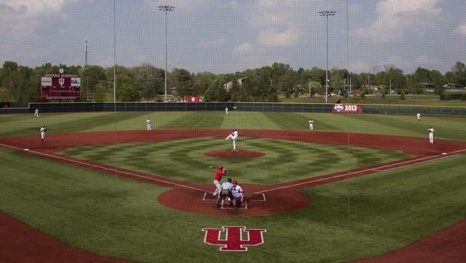 Indiana's Bart Kaufman Field will host the 2017 Big Ten Conference baseball tournament.