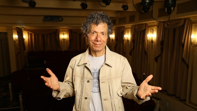 Jazz legend Chick Corea, photographed at the Hollywood Celebrity Scientology Center