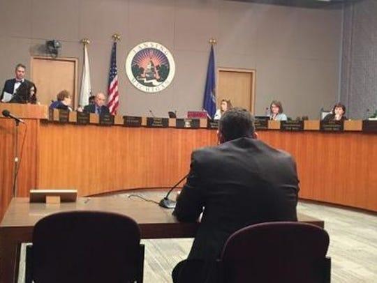 Lansing City Council