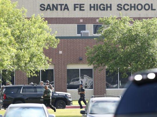 School Shooting Texas
