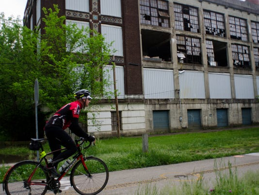Ammo Factory Near Bike Path Could Become Lofts