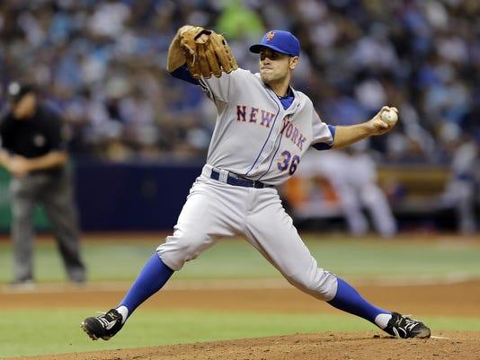 Mets Rays Baseball