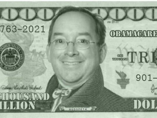 Memphis health insurance broker Chuck Hudspeth has