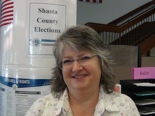 Shasta County Clerk and Registrar of Voters Cathy Darling