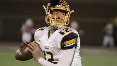 Moeller senior Matt Crable was one of Southwest Ohio's top quarterbacks this past season.