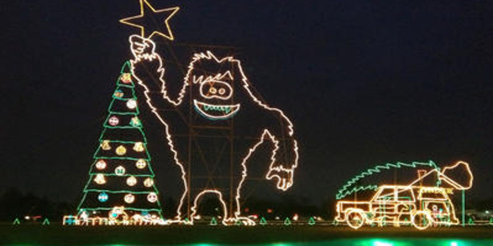 Yes Reynolds Farm Christmas Lights Display Is Returning For 25th Year In Fishers