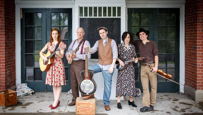 """St. Michael's Playhouse stages """"Woody Guthrie's American Song"""" through Saturday."""