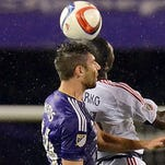 Orlando City battles Chicago to a tie late Saturday night.