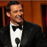 Hugh Jackman returns to host the 68th Tony Awards at Radio City Music Hall in New York on June 8, 2014.