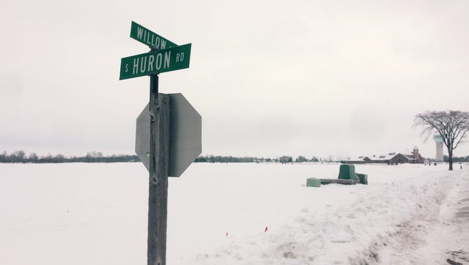 Cottage Road Development LLC has proposed developing a new 78-acre neighborhood immediately east of South Huron Road and north of Willow Road in Bellevue.