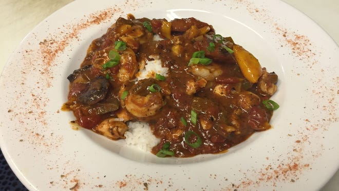 Chef Rand Morgan of Pineda Crossing Bar & Grill in Palm Shores shares his recipe for Jambalaya.