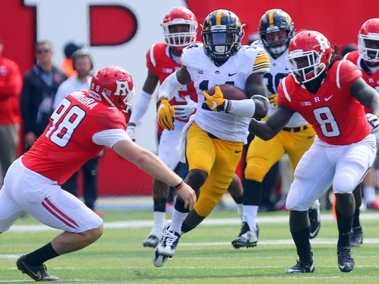 Desmond King has racked up 343 yards on 12 kickoff