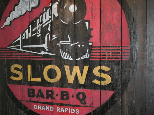 Slows Bar-B-Q at Downton Market in Grand Rapids.