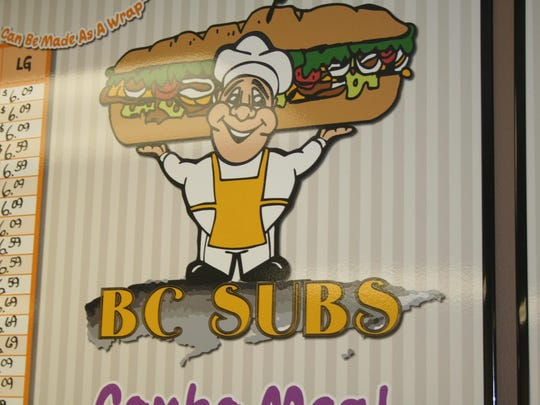 BC Subs logo