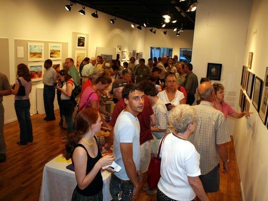 Cooperative Gallery 213 exhibit