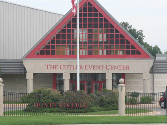 The Lamplighter OC is right across the street from the football facility at Olivet College.
