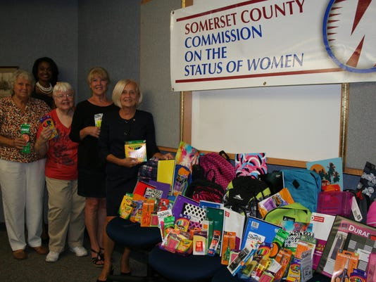 Project First Class Presentation to Food Bank Network.JPG