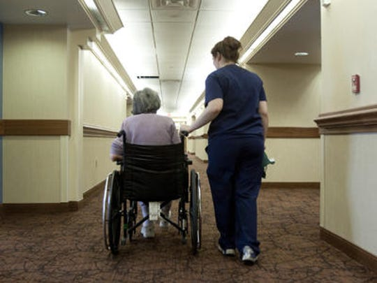 New ratings, posted Friday on the government's Nursing Home Compare website and obtained first by USA TODAY, reflect substantial changes in the way facilities are evaluated.