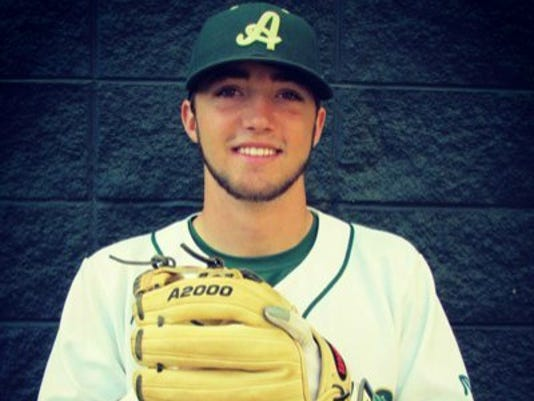 Brandon Duhon, Acadiana, baseball