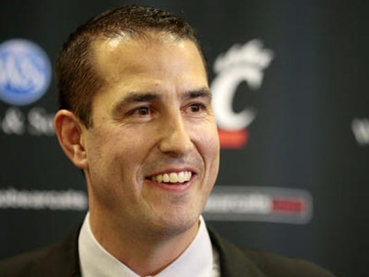 Fickell names 2 more UC football assistants