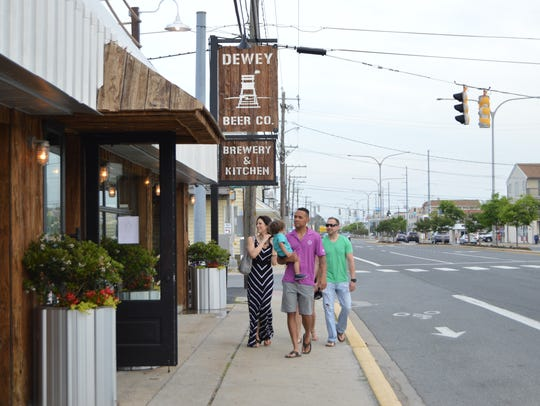 Dewey Beer Co. is participating in the first annual Dewey Beach restaurant week.