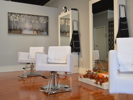 Brandon Tatum wanted to create a beautiful space for his clients to relax and feel exceptional.