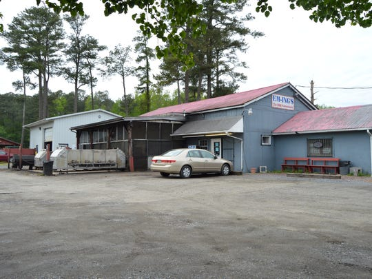 """EM-INGS, located on Whaleysville Road in Bishopville offers """"southern, homestyle cooking."""""""