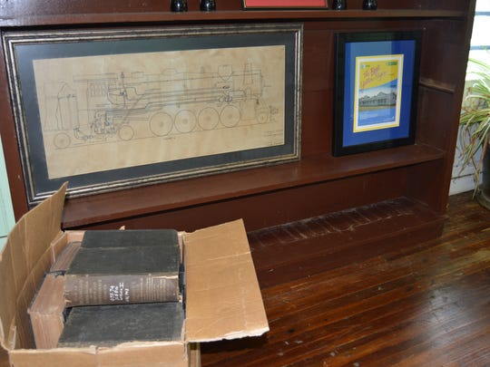 Since the museum closed to the public in Nov. 2015, members of the Tioga Historical Society have been packing up artifacts and taking apart displays, moving the priceless historical pieces to a safe location while the museum awaits repairs.