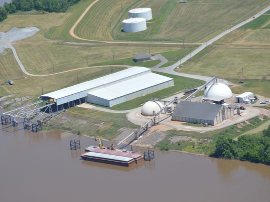 Area stakeholders would like to see the Red River channel deepened to 12 feet, which they say will increase activity at the Central Louisiana Regional Port.