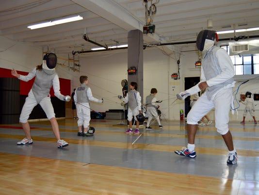 Rockland Fencing Club