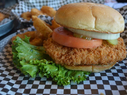 The breaded pork tenderloin from Nick's in Des Moines was named the best of 2016 by the Iowa Pork Producers Association.