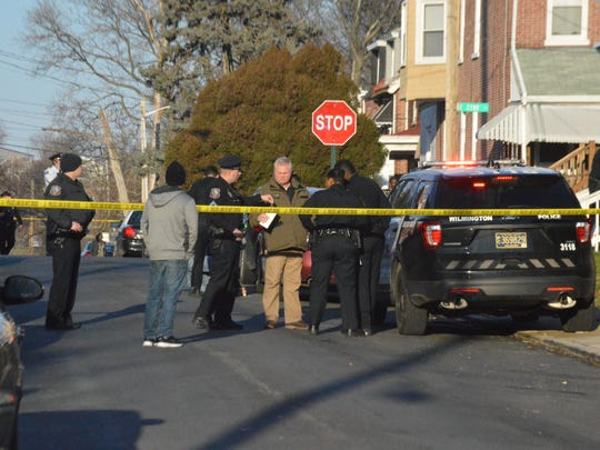 The Wilmington Police Department is investigating a shooting that occurred around 3:30 p.m. Sunday in the 2100 block of Church St.