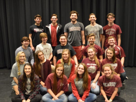 Bearden High School's a cappella group, Off The Chain,